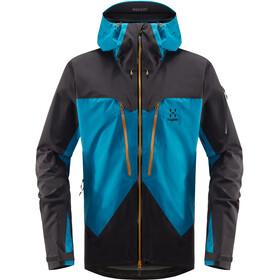 Haglöfs M's Spitz Jacket Mosaic Blue/Slate
